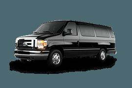 ford e3501 Van car service Orlando