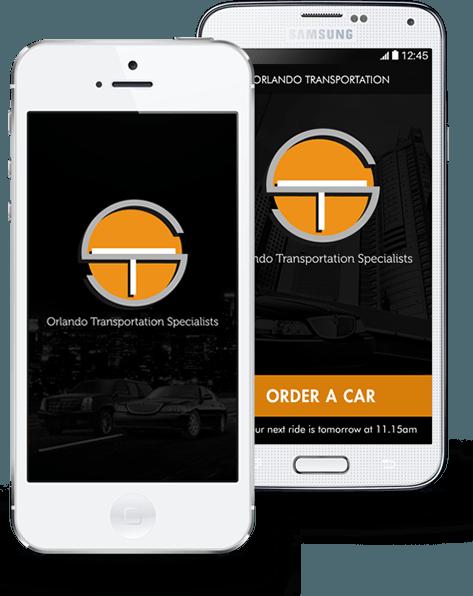 app mobile limo service Orlando