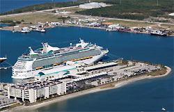 MCO Airport transportation to Port Canaveral Cruise Terminals